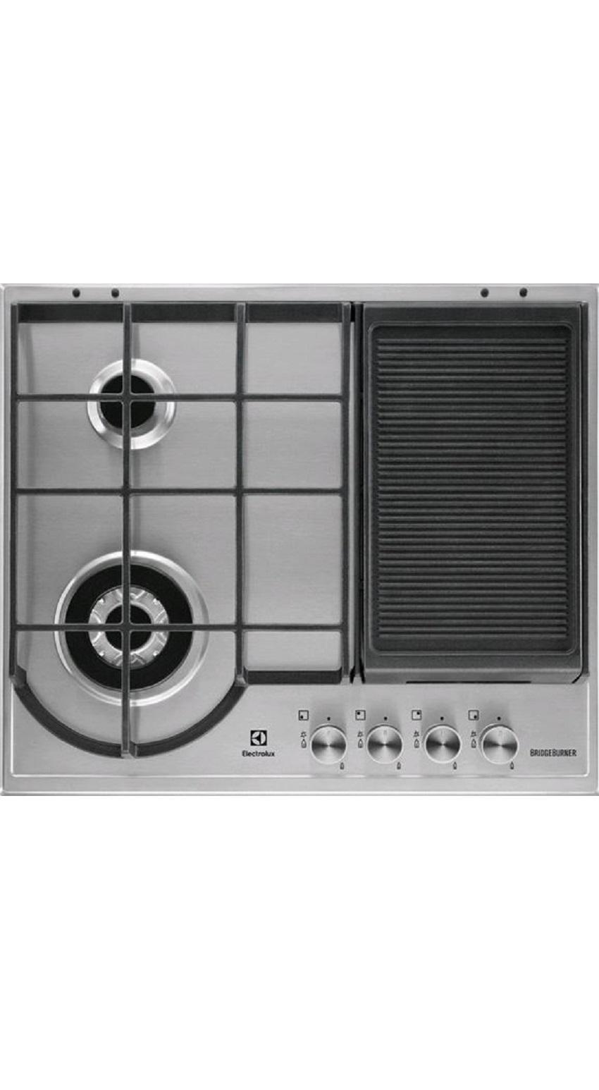 table de cuisson à gaz 3 feux 60cm  idkit tahiti